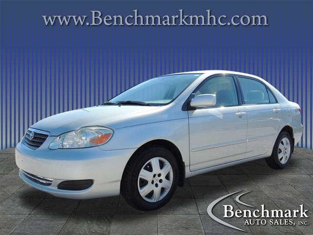 2007 Toyota Corolla LE for sale by dealer