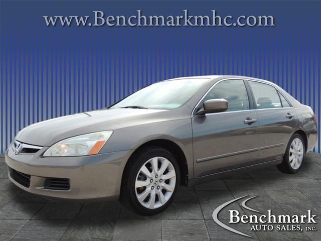 2007 Honda Accord EX-L V-6 Morehead City NC