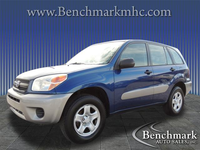 2005 Toyota RAV4  for sale by dealer