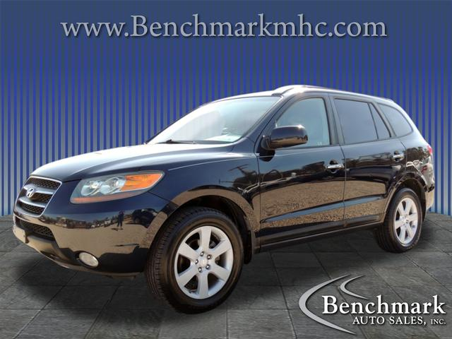 A used 2007 Hyundai Santa Fe Limited Morehead City NC