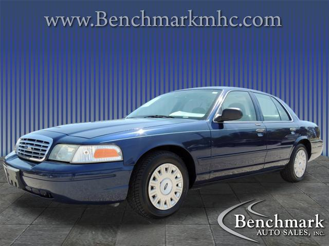 A used 2004 Ford Crown Victoria  Morehead City NC
