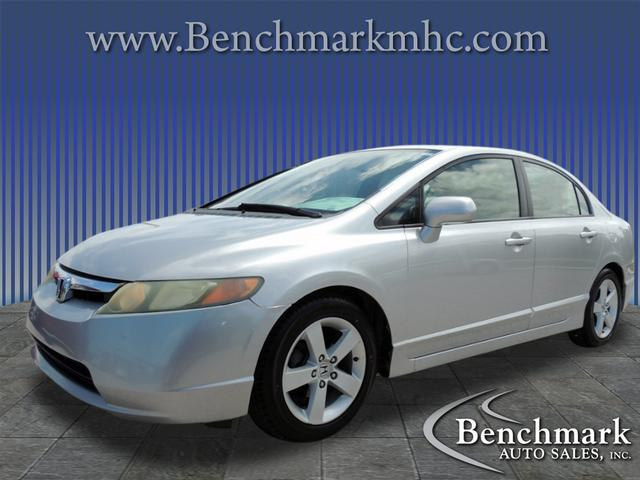 2006 Honda Civic EX for sale by dealer