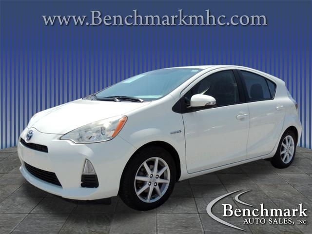2012 Toyota Prius c One for sale by dealer