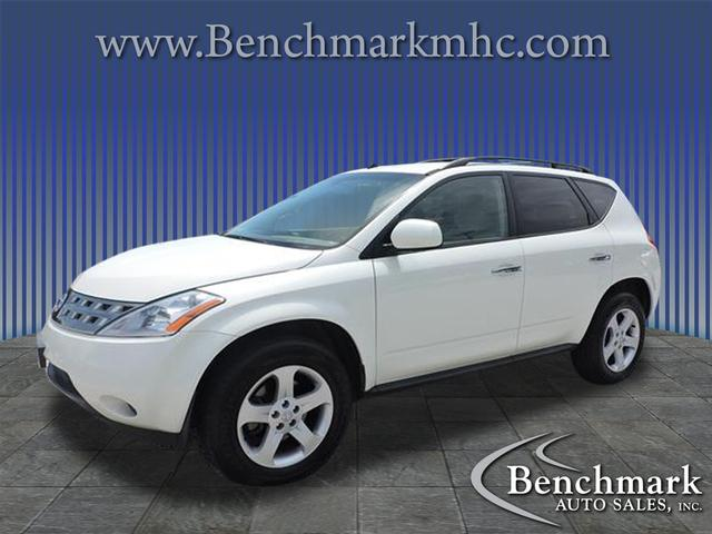2005 Nissan Murano S for sale by dealer