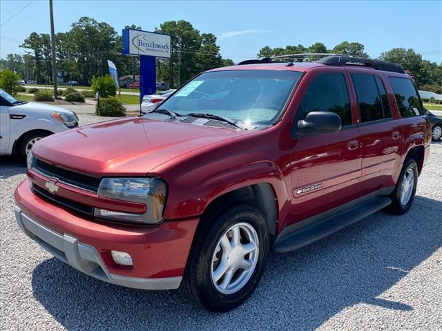 2004 Chevrolet TrailBlazer EXT LT Extended Sport Utility 4D for sale by dealer