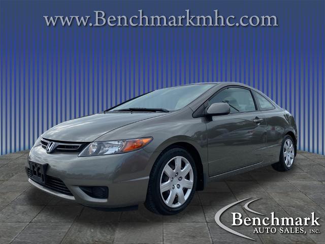 2007 Honda Civic LX  for sale by dealer