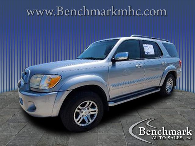 2007 Toyota Sequoia  for sale by dealer