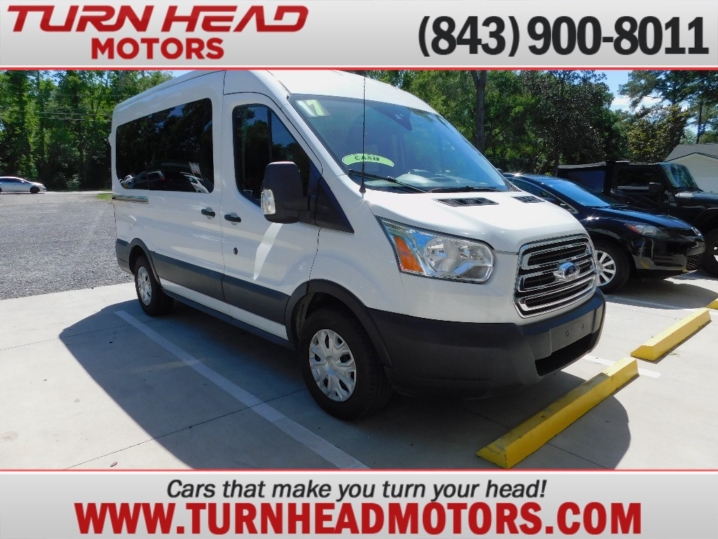 2017 FORD TRANSIT T-150 for sale by dealer