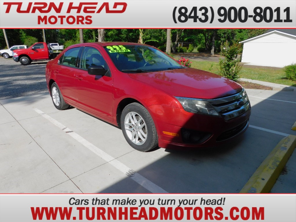 2010 FORD FUSION S for sale by dealer