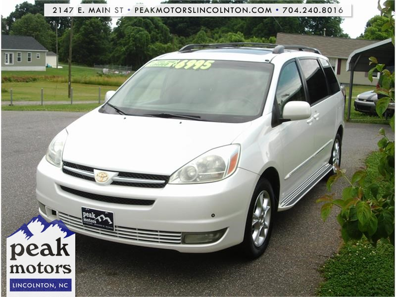 2004 Toyota Sienna XLE AWD for sale by dealer
