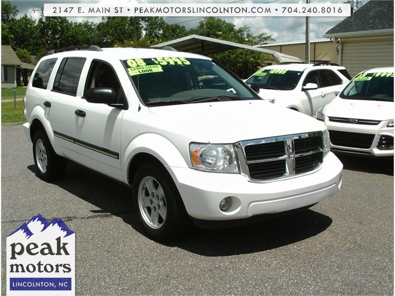 2008 Dodge Durango SLT 2WD for sale by dealer