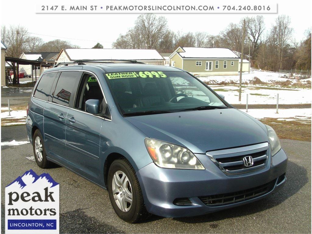 2007 Honda Odyssey EX-L Lincolnton NC