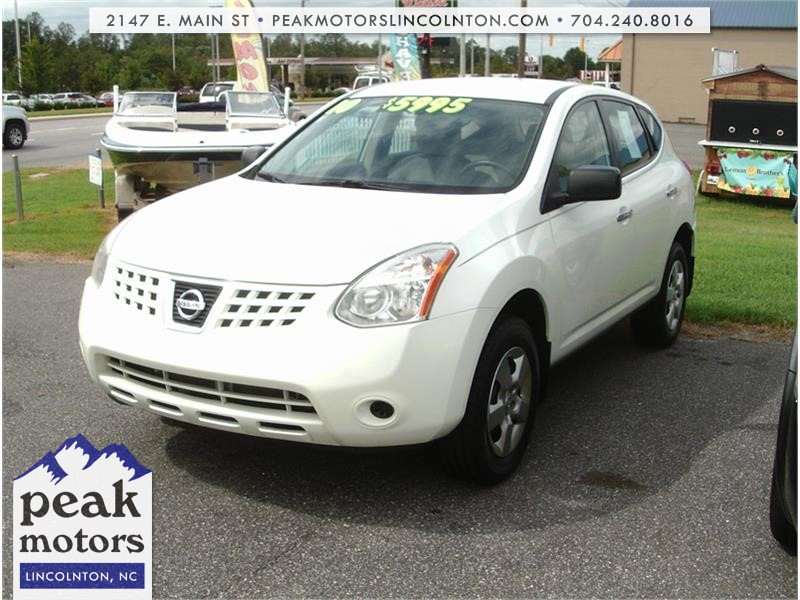 2010 Nissan Rogue S FWD for sale by dealer