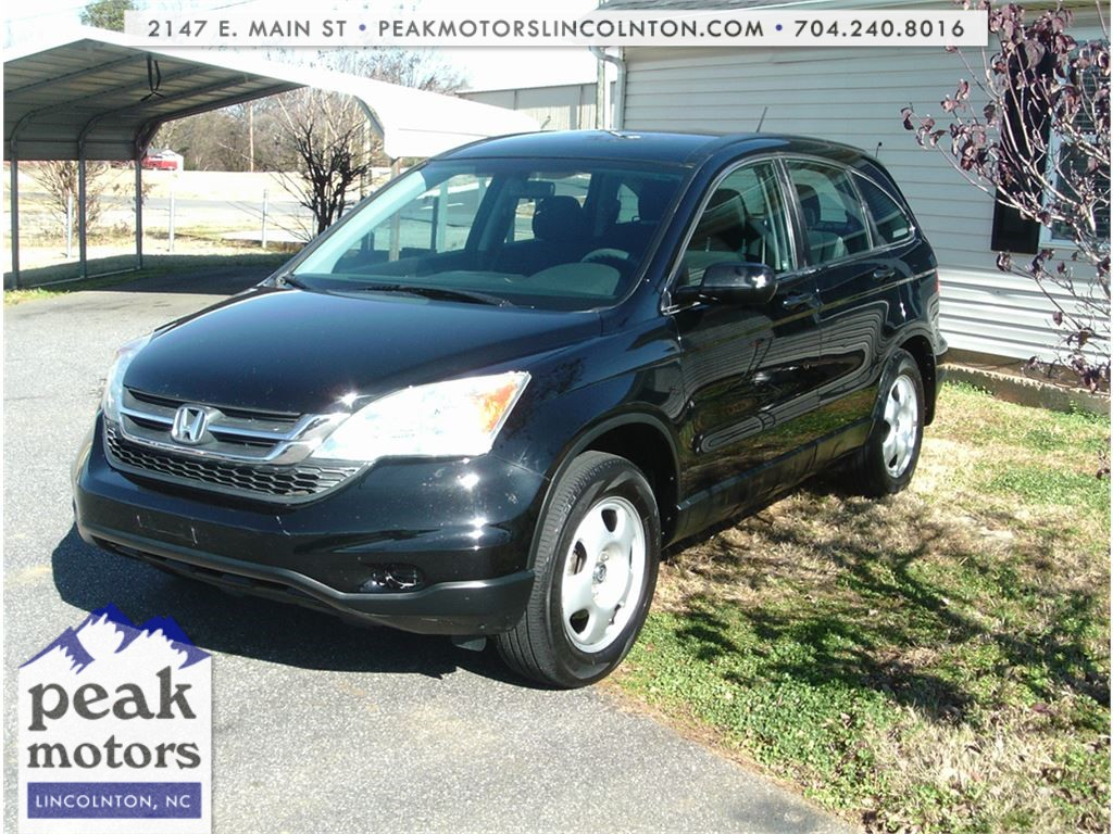 2010 Honda CR-V LX 4WD  for sale by dealer