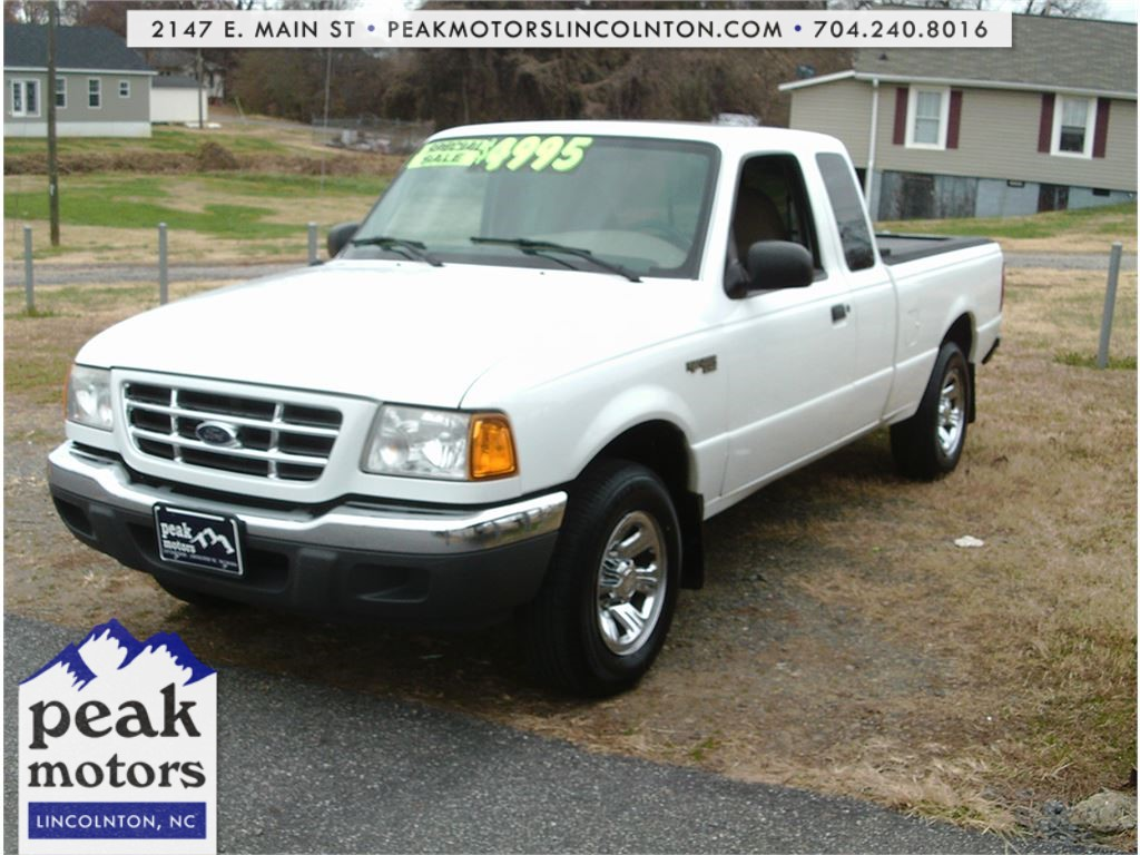 2001 Ford Ranger Edge Plus SuperCab 4.0L 2WD for sale by dealer