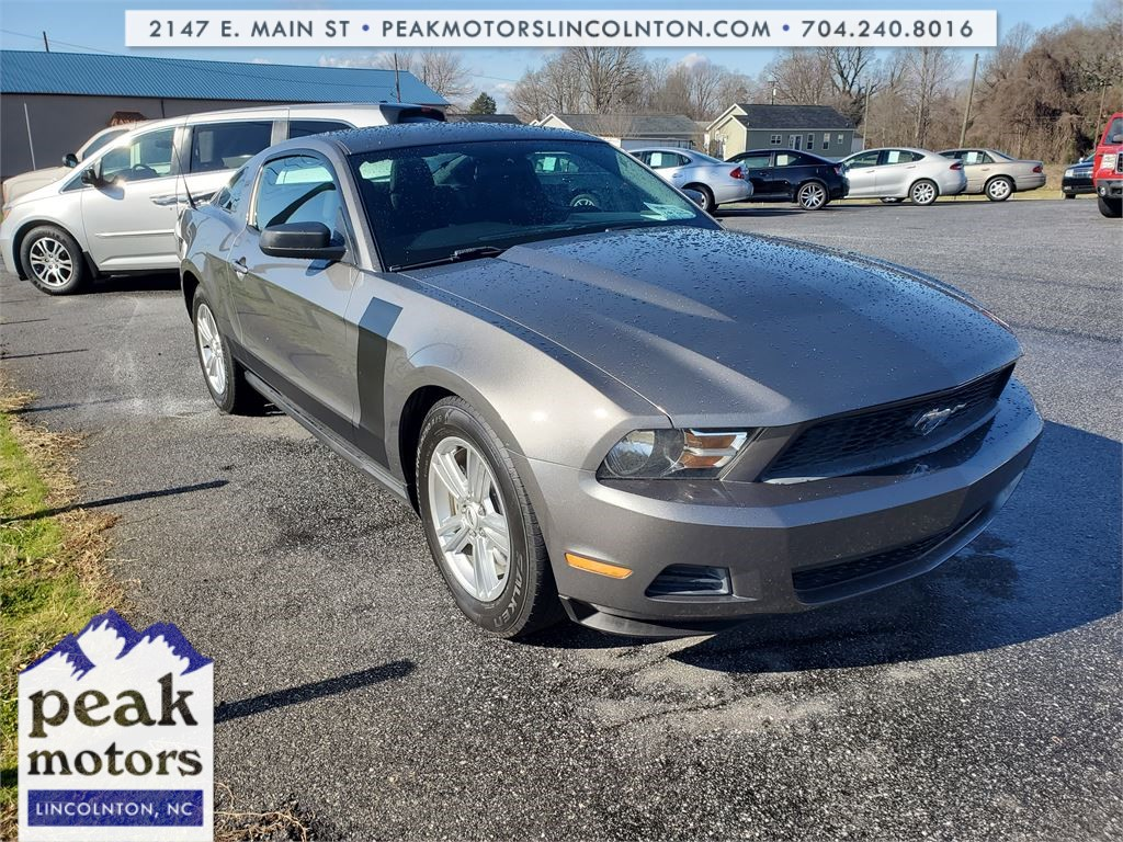 2011 Ford Mustang V6 Coupe for sale by dealer