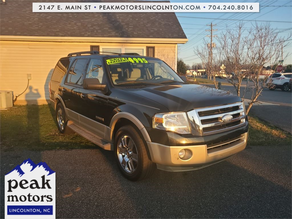 2007 Ford Expedition Eddie Bauer 2WD for sale by dealer