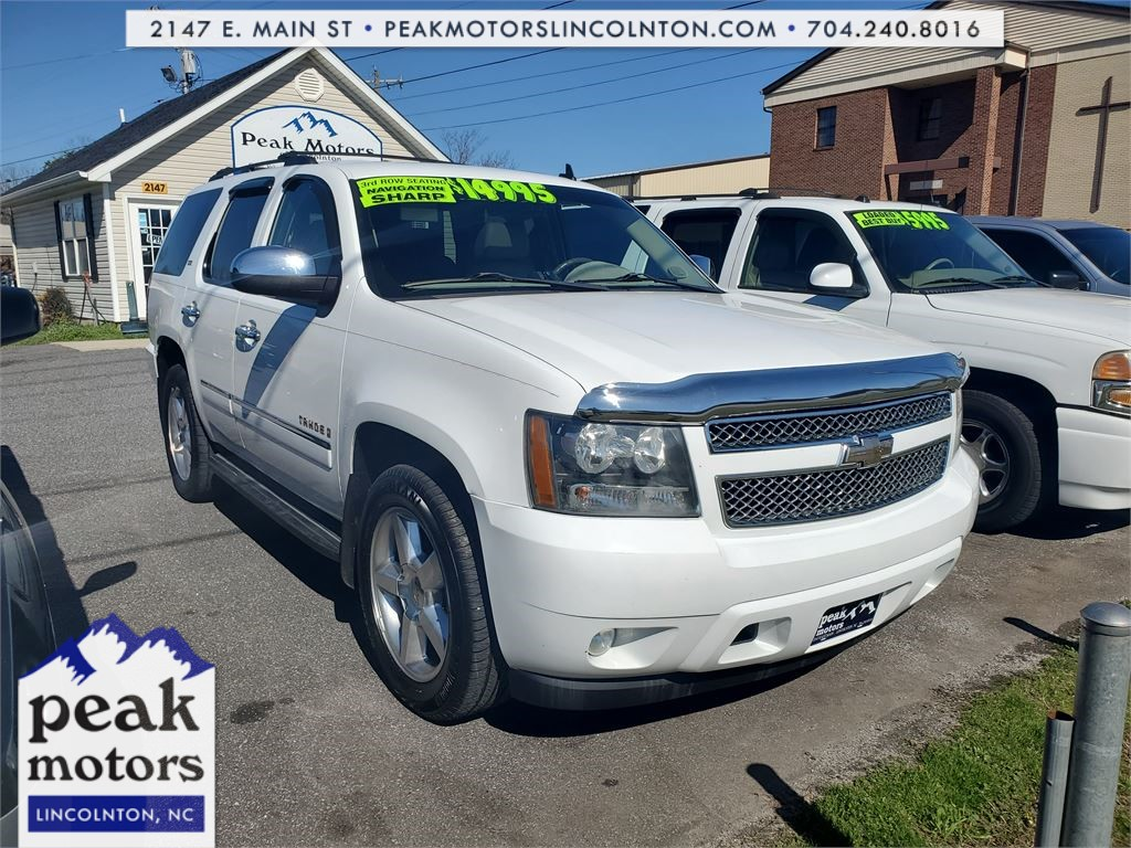 2009 Chevrolet Tahoe LTZ 2WD for sale by dealer
