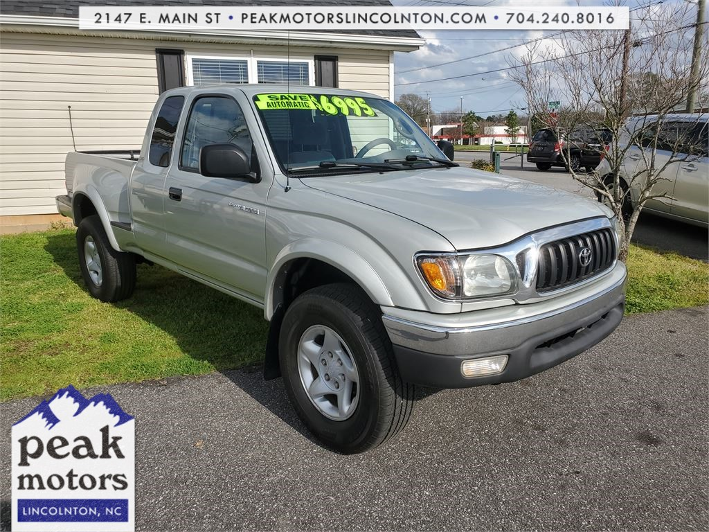 2003 Toyota Tacoma PreRunner Xtracab V6 2WD for sale by dealer