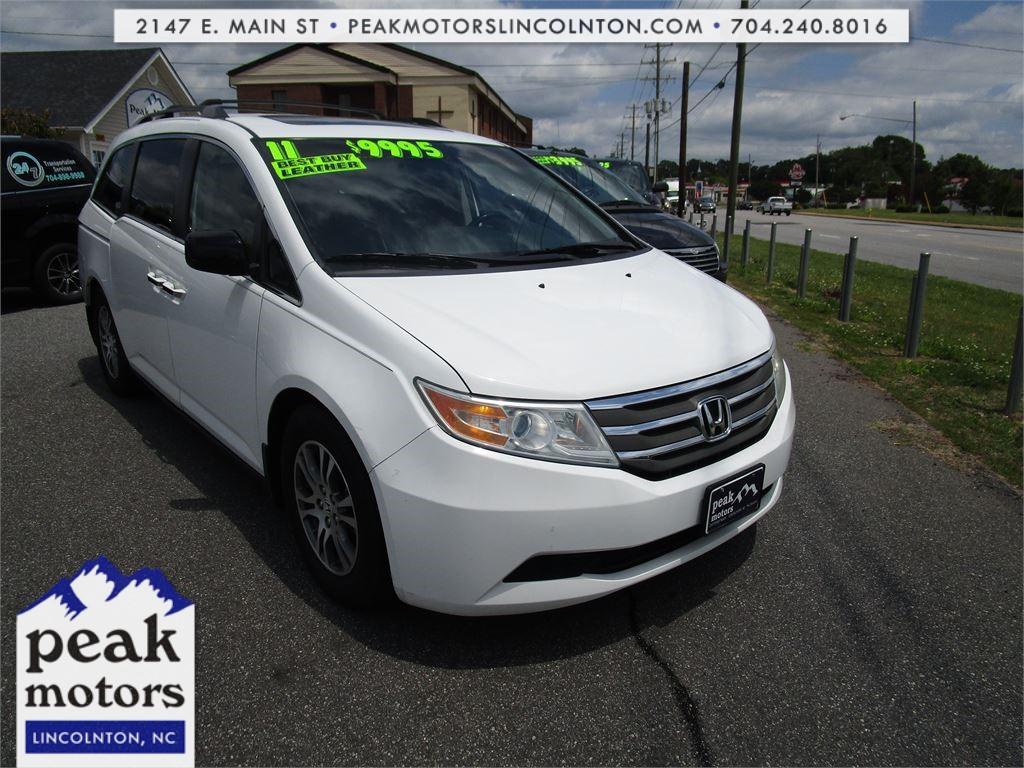 2011 Honda Odyssey EX-L-RES for sale by dealer