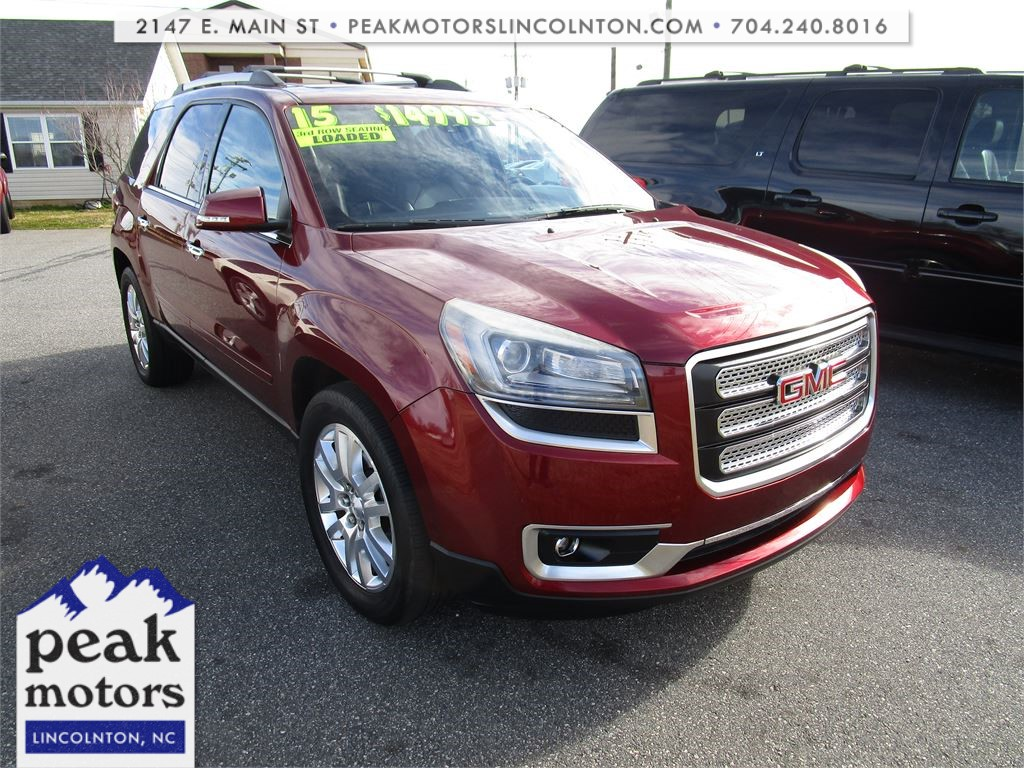 2015 GMC Acadia SLT-1 FWD for sale by dealer