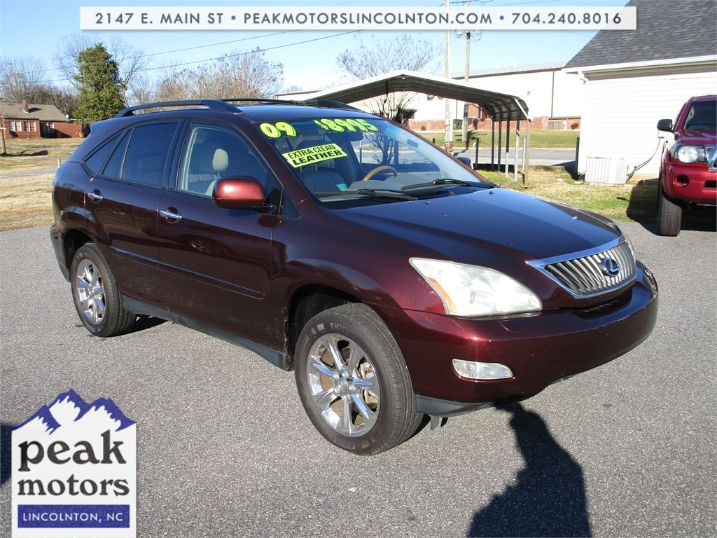 2009 Lexus RX 350 AWD for sale by dealer