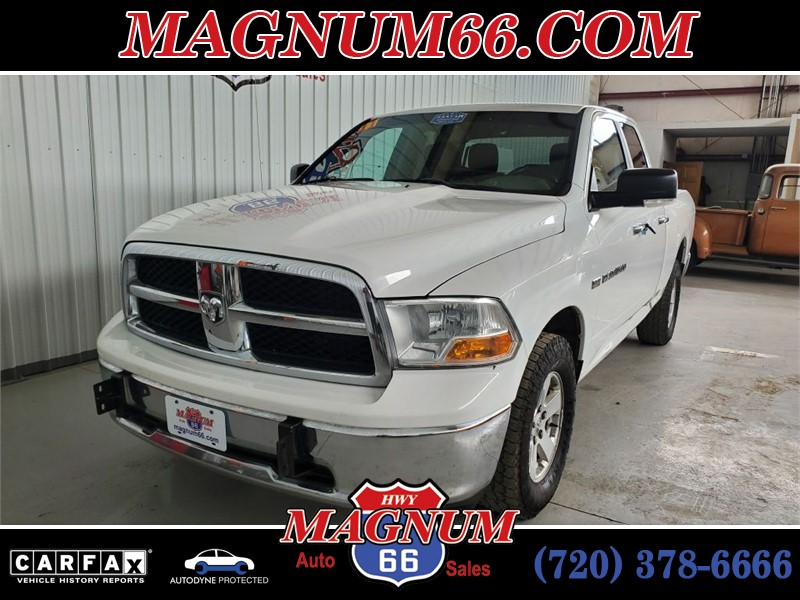 2011 DODGE RAM 1500 for sale by dealer