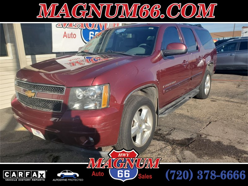 2008 CHEVROLET SUBURBAN 1500 LS for sale by dealer