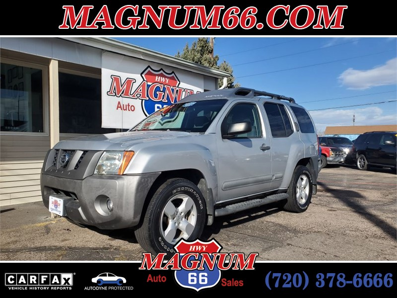 2005 NISSAN XTERRA OFF ROAD for sale by dealer