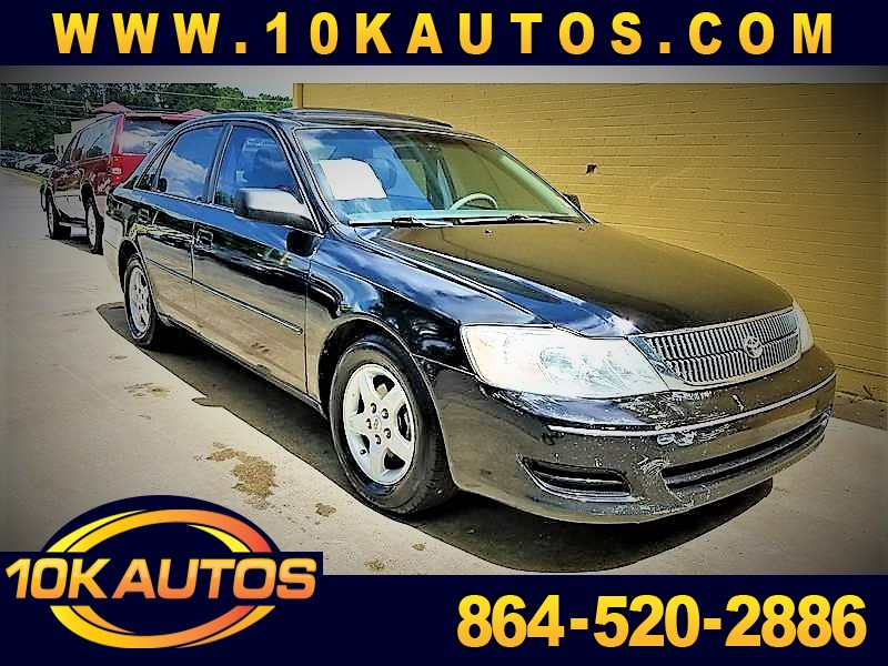 2000 Toyota Avalon XL/XLS Greenville SC