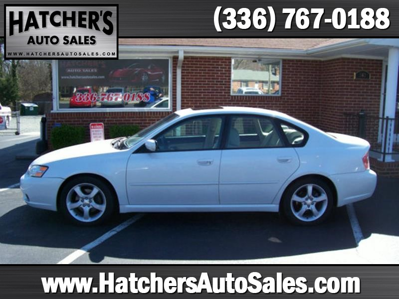 2007 Subaru Legacy i AWD for sale by dealer