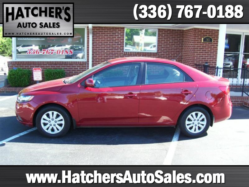 2012 Kia Forte EX 4dr Sedan 6A for sale by dealer