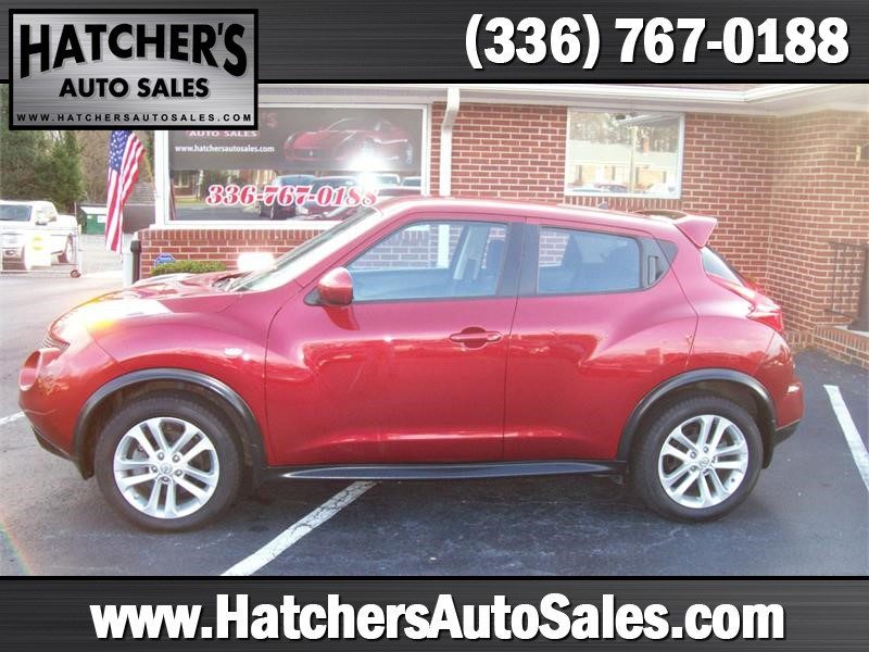2012 Nissan Juke S AWD for sale by dealer