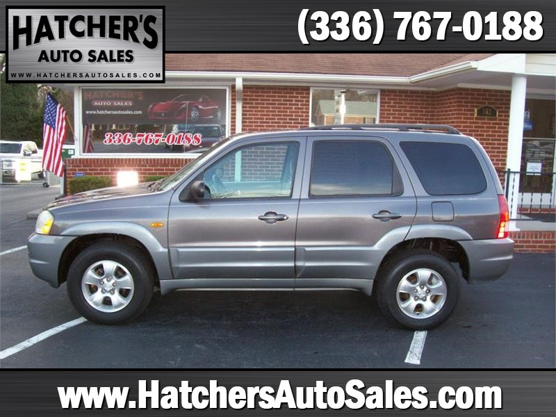 2002 Mazda Tribute LX 4WD for sale by dealer