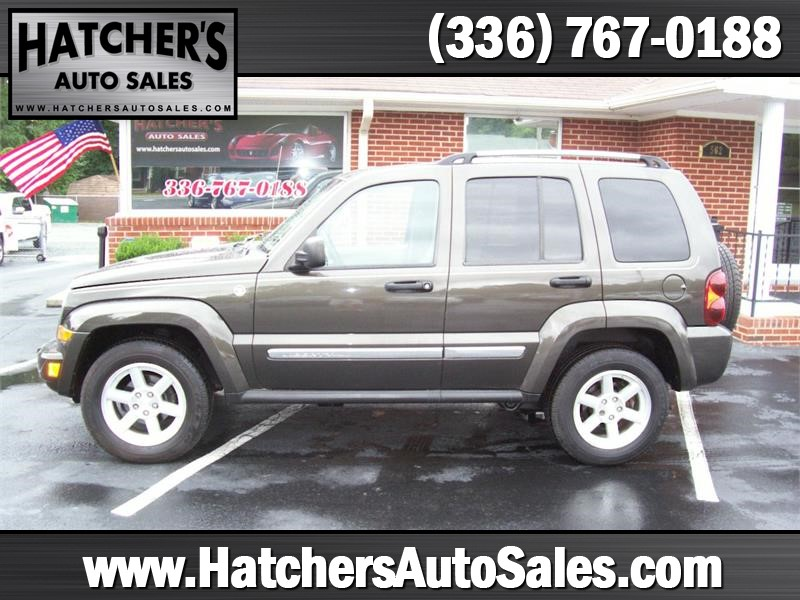 Jeep Liberty Limited 4WD in Winston-Salem