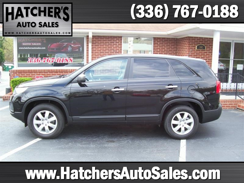 2011 Kia Sorento 2WD for sale by dealer