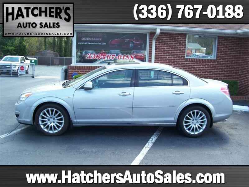 2008 Saturn Aura XR for sale by dealer