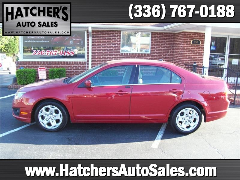 2010 Ford Fusion SE for sale by dealer