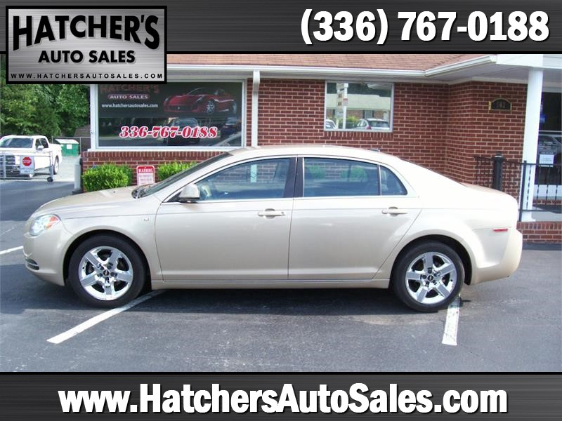 2008 Chevrolet Malibu LT1 for sale by dealer