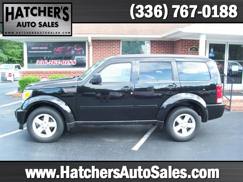 2007 Dodge Nitro SLT 4WD for sale by dealer