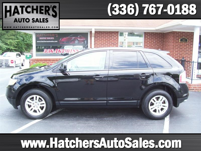 2007 Ford Edge SEL Plus FWD for sale by dealer