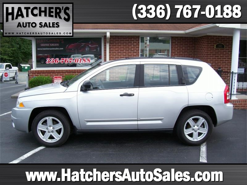 2009 Jeep Compass Sport FWD for sale by dealer