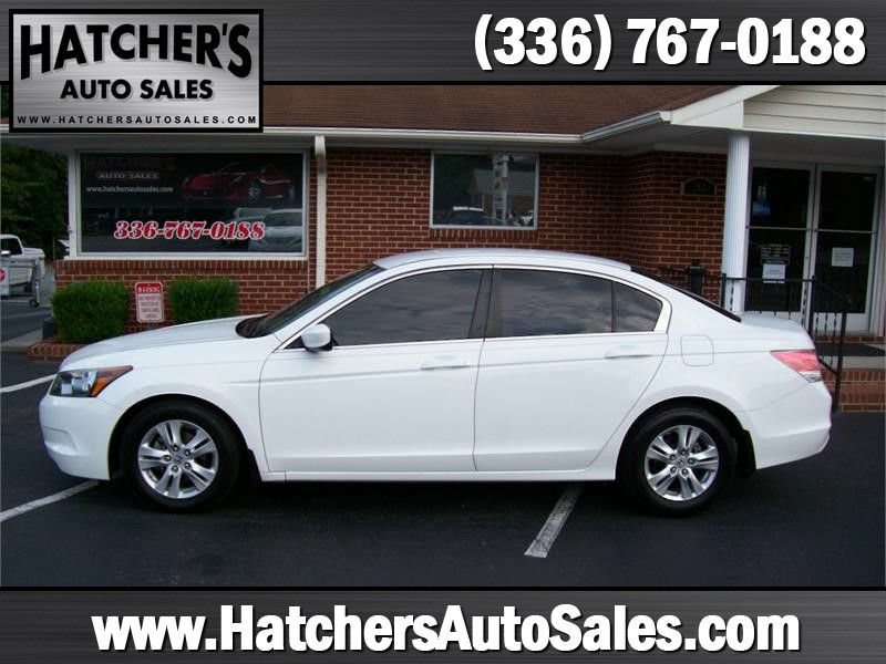 2009 Honda Accord LX-P Sedan AT for sale by dealer