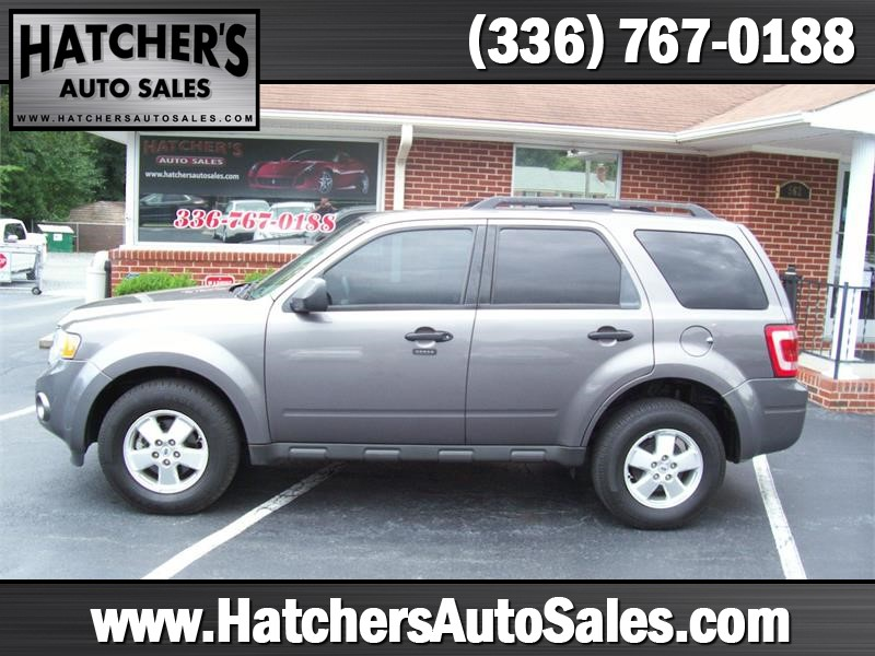 2012 Ford Escape XLT FWD for sale by dealer