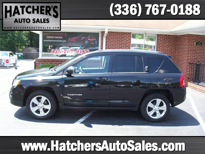 2011 Jeep Compass Sport FWD for sale by dealer
