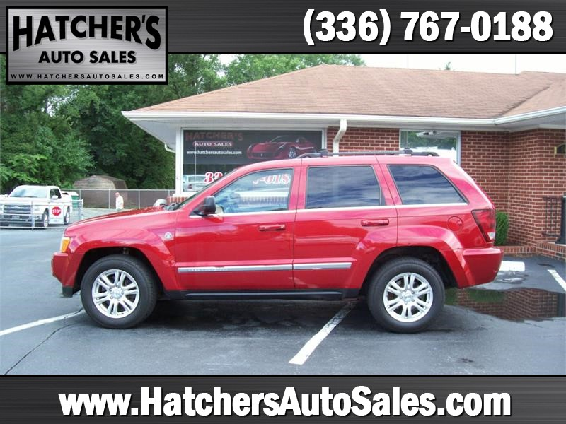 2005 Jeep Grand Cherokee Limited 4WD for sale by dealer