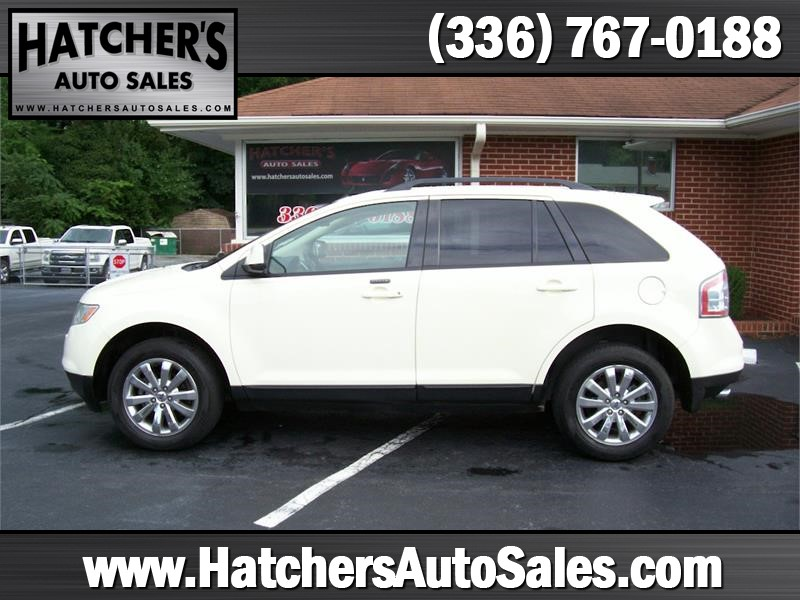 2008 Ford Edge SEL FWD for sale by dealer
