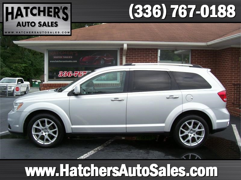 2012 Dodge Journey Crew AWD for sale by dealer
