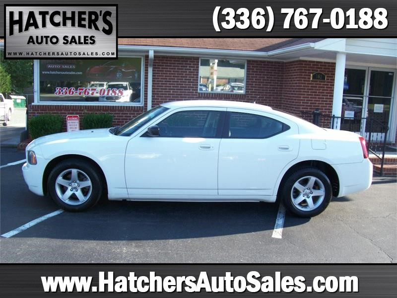 2008 Dodge Charger SE for sale by dealer
