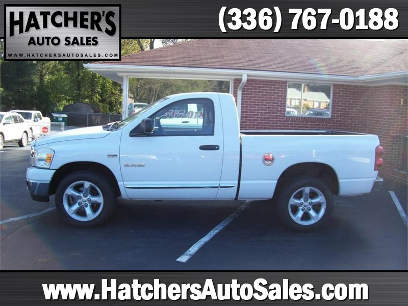 2008 Dodge Ram 1500 SLT 2WD for sale by dealer